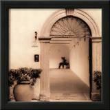 Pienza, Toscana Prints by Alan Blaustein