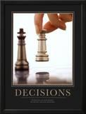 Decisions Prints