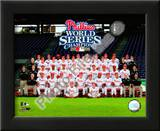 2008 Philadelphia Phillies World Series Champions Prints