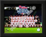 2008 Philadelphia Phillies World Series Champions Prints