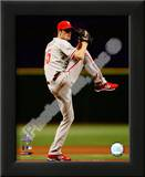 Cole Hamels Game one of the 2008 MLB World Series Prints