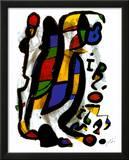 Milano Print by Joan Miró