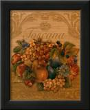 Toscana Print by Pamela Gladding