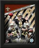 "New Orleans Saints ""Big 3"" Prints"