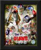 Eli Manning & David Tyree Prints