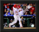 Shane Victorino Grand Slam Game 2 of the 2008 NLDS Prints