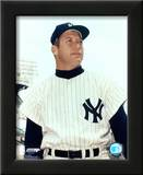 Mickey Mantle - 9 Waist Up Print