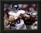 Eli Manning - Super Bowl XLII Posters