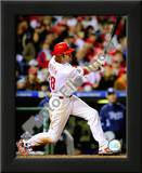 Jayson Werth Game 4 of the 2008 MLB World Series Poster