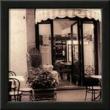 Caffe, Umbria Prints by Alan Blaustein