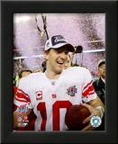 Eli Manning - Super Bowl XLII Prints