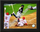 Eric Bruntlett Game 3 of the 2008 MLB World Series Posters