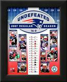Patriots Undefeated Prints