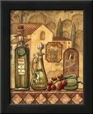 Flavors of Tuscany III Prints by Charlene Audrey