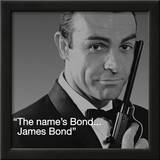 James Bond: Bond Prints