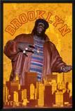 Notorious BIG - Brooklyn Photo
