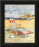 At the Seaside Prints by Paul Brent