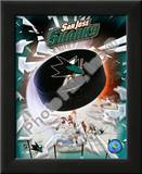 San Jose Sharks Team Logo Posters