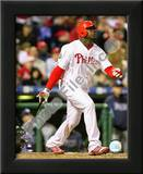 Ryan Howard Game 3 of the 2008 MLB World Series Art