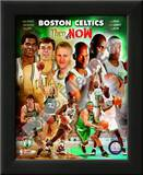 2008 Boston Celtics Then & Now Posters