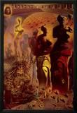 The Hallucinogenic Toreador, c.1970 Photo by Salvador Dalí