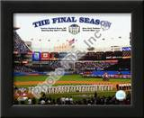 "Yankee Stadium 2008 Opening Day With Overlay ""The Final Season"" Prints"