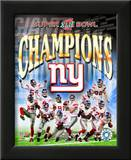 New York Giants - Super Bowl XLII Prints
