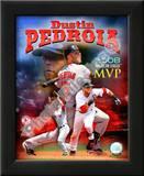 Dustin Pedroia 2008 MVP Poster