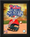 2008 Philadelphia Phillies World Series Champions Posters
