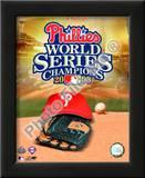 2008 Philadelphia Phillies World Series Champions Posters