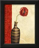 Rouge I Prints by Delphine Corbin
