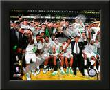 2007-2008 Boston Celtics NBA Finals Champions Prints