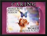 Caring Posters