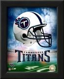 Tennessee Titans Helmet Logo Prints