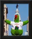 The Philly Phanatic 2008 World Series Parade Prints