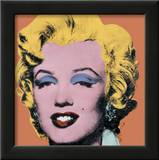 Shot Orange Marilyn, c.1964 Posters by Andy Warhol