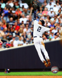 Derek Jeter 2014 Action Photo