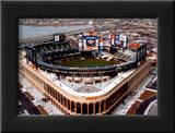 New Citi Field, First Opening Day, April 13, 2009 Posters by Mike Smith