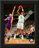 Paul Pierce, Game 1 of the 2008 NBA Finals; Action 2 Poster