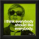 Everybody Print by Andy Warhol