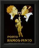 Porto Ramos-Pinto Art Print