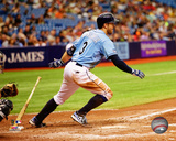 Evan Longoria 2014 Action Photo