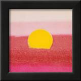 Sunset, c.1972 40/40 (pink) Prints by Andy Warhol