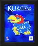 2009 University of Kansas Jayhawks Logo Posters