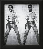 Elvis, 1963 Posters by Andy Warhol