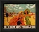 Belgian Coast Prints by Eric Michaels