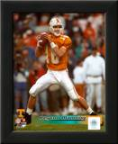 Peyton Manning University of Tennessee Volunteers Action Prints