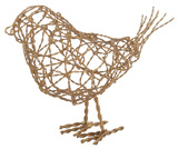 Brass Scribble Bird - Lg Home Accessories