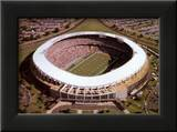 RFK Stadium - Washington Redskins World Champions 1991 Prints by Mike Smith
