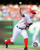 Stephen Strasburg 2014 Action Photo